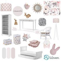 Szukasz pomysłu na różowy pokój dla dziewczynki? Sprawdź nasz wybór produktów do takiej aranżacji!   Romantyczny pokój dla dziewczynki Romantic Girl, Girl Room, Gallery Wall, Kids Rugs, Frame, Home Decor, Picture Frame, Kid Friendly Rugs, Girl Cave