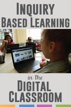 Inquiry based learning in the digital classroom. This is what I am using to incorporate nonfiction into English lesson plans.