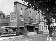 Rex bingo hall Lewisham - I remember going there in the 60s when it was a flea pit Cinema, can't remember what it was called then!
