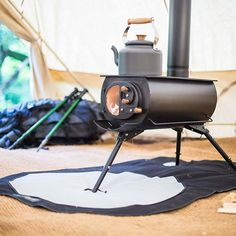 Pre-order Woodfire stoves & new bell tents in stock