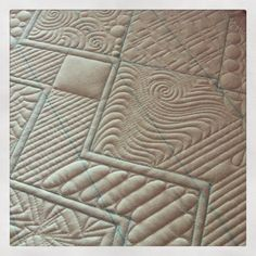 Krista Withers Quilting Quilting Stencils, Longarm Quilting, Quilting Tips, Free Motion Quilting, Quilting Tutorials, Crazy Quilting, Hand Quilting, Machine Quilting Patterns, Quilt Patterns