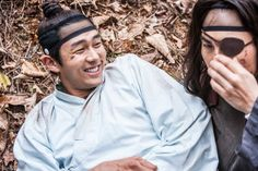 """[Photos] Added new on-the-set images for the #koreanfilm """"Horror Stories 3"""""""