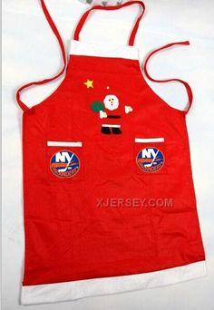 http://www.xjersey.com/islanders-nhl-logo-christmas-apron.html ISLANDERS NHL LOGO CHRISTMAS APRON Only $24.00 , Free Shipping!