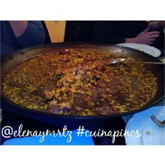 @cuinapinos #arroz de #pinoso muy rico #costablanca #igers #goodfood #spain #love