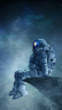 Não sou do espaço mas vivo viajando por lá rs