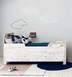 the kids bed