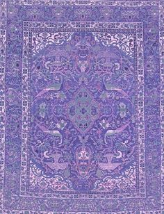 I'd love it if I could find a rug like this for my house.