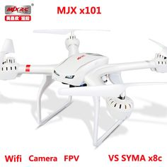 66.99$  Watch here - http://alig7g.worldwells.pw/go.php?t=32417105775 - Profession Drones dron MJX X101 Quadcopter 6Axis RC Helicopter drone can add  hd FPV Wifi Camera HD VS X5sw X8C X8W X600