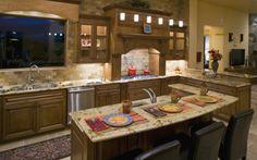 cozinha americana RUSTICAS - Pesquisa Google