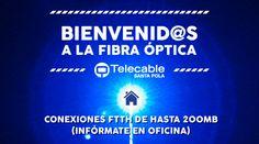 Fibra óptica en SAnta Pola #FTTHSantaPola