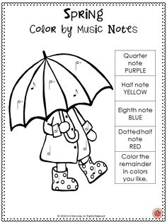 SPRING! Free music worksheet.! Join the MTR Email Club for monthly freebies CLICK through to join or RE-PIN for later!!