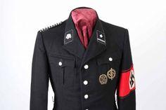 SS Totenkopf Thüringen Black Tunic
