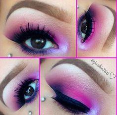 Pink & Purple Closeup - Trends & Style