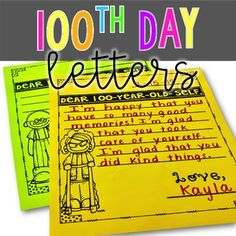 56 Best 100th Day Of School Images On Pinterest In 2019 100 Day Of