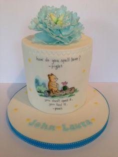 Love by Winnie the Pooh Blossom Dream Cakes