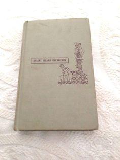 Desert Island Decameron 1945 Allen Smith Hardcover Book Americana Humor