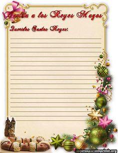 Worksheet. carta reyes magos para imprimir  cartasdelosreyesmagospara