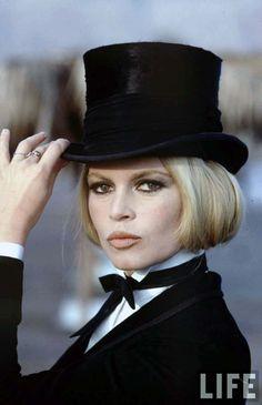 Brigitte Bardot one of my favorite looks