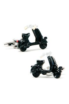 Scooter Cuff Links