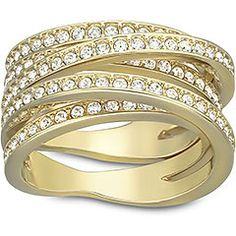 BUY NOW -> http://lepry.com/product/swarovski-spiral-ring-2/
