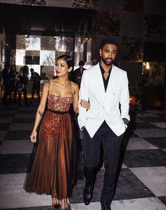 Black Love Couples, Cute Couples Goals, Couple Goals, Fashion Couple, Look Fashion, Paris Fashion, Fashion Clothes, Big Sean And Jhene, Calin Couple
