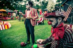 Another shot from the amazing circus themed incentive event in Byron 2012!  https://www.facebook.com/pages/Vigour/200648536633645