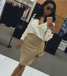 Business Outfits, Office Outfits, Chic Outfits, Business Clothes, Work Outfits, Fashion Killa, Girl Fashion, Womens Fashion, Work Looks