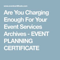 The Event Checklist Used By Top Event Planners  Wild Apricot