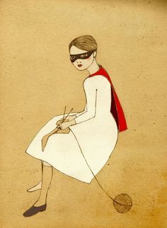 http://www.etsy.com/listing/80555907/superhero-girl-print-of-original-drawing