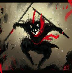 Shinobi wolf via-550
