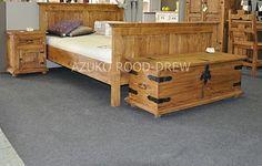 Bedroom furniture waxed Azuko. Made entirely of solid pine wood. Meble Woskowane – Google+