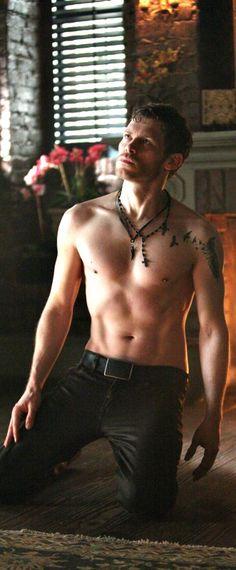 Klaus (with Caroline) - The Vampire Diaries  Season 4 Episode 8