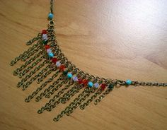 home-made jewelry