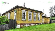 Gorohovets, merchant house Polyakova, in the late 19th century - a tavern. Now house.