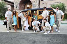 sunglasses! Idea for some fun wedding party photos
