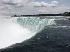 Niagra Falls, Canada - The power of nature