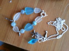 Inspired by the sea Charmed, Sea, Inspired, Bracelets, Inspiration, Jewelry, Fashion, Biblical Inspiration, Moda