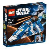 """Looking for great deals on """"LEGO Star Wars Plo Koons Jedi Starfighter""""? Compare prices from the top online toy retailers. Save big when buying your favorite LEGO sets. Lego Star Wars, Star Wars Set, Star Wars Toys, Star Wars Clone Wars, Jouet Star Wars, Lego War, Lego Toys, Buy Lego, Building Toys"""