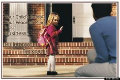 Bulletproof backpacks and binder inserts...
