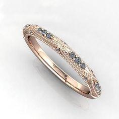 Lourdes Wedding Band - Soha Diamond Co.™ it yourself wedding checklist Lourdes Wedding Band Cute Jewelry, Jewelry Accessories, Women Jewelry, Jewelry Trends, Jewelry Bracelets, Wedding Accessories, Jewellery Supplies, Jewelry Logo, Pretty Rings