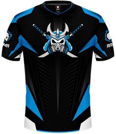 Sport Shirt Design, Sport T Shirt, Rugby Jersey Design, Dart Shirts, Jersey Uniform, Tactical Wear, E Sport, Sports Uniforms, Uniform Design