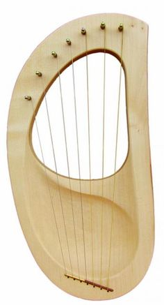 Kinder Harp- daughter will play with this for extended periods of time and car fills with soft music Natural Toys, Wood Sizes, Tabletop Rpg, Toy Craft, Sound Of Music, Musical Instruments, Musicals, Tiefling Bard, Woodworking