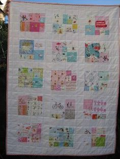 Blocky Munki #Quilt by Aneela Hoey from Comfortstitching