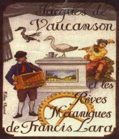 #DatoConversus El flautista y El tamborilero (autómatas de Vaucanson) fueron destruidos durante la Revolución francesa