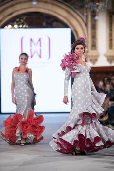 Mónica Mendez - We Love Flamenco 2019 - Sevilla Spanish Dress, Bridesmaid Dresses, Wedding Dresses, Fishtail, 1920s, Flamenco Dresses, Gowns, Trumpet, Formal Dresses