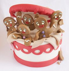 Uno per TUTTI - Cake by Barbie lo schiaccianoci (Barbara Regini)