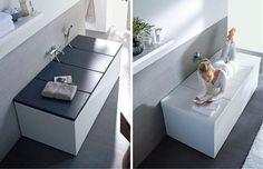Bath Tub Covers Benefits - http://abirooms.com/bath-tub-covers-benefits/