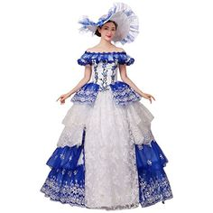 Partiss Damen Gothic Lolita Retro Style Prom Victorian Co... https://www.amazon.de/dp/B01IAZCRHA/ref=cm_sw_r_pi_dp_wShHxbAF47ZMP