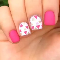 A Simple Nail Art Tutorial, Before looking into the detailed description about the steps involved in nail art, we shall take a look at what is nail art. From the very first sight. Nail Art Designs Videos, Nail Art Videos, Nail Designs For Kids, Toenail Art Designs, Cute Summer Nail Designs, Easter Nail Designs, Nail Art For Kids, Easy Nail Art, How To Nail Art