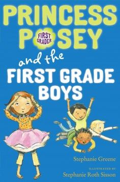 J SERIES PRINCESS POSEY. Posey gets in trouble when she makes up a not-so-nice song about one of the boys in her class.